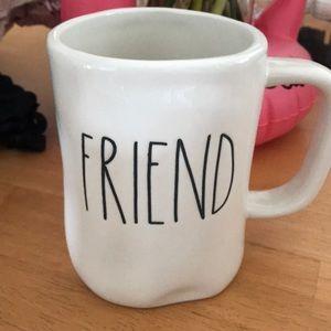 Friend Rae Dunn Mug